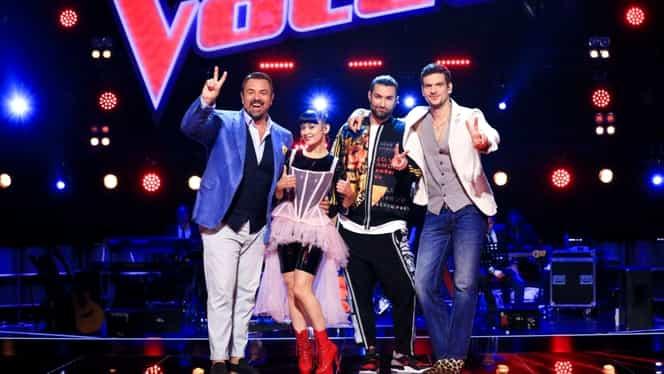 Emisiunea Vocea României Live pe Pro TV – Ediția de vineri, 1 noiembrie