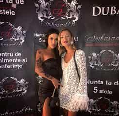 Daniela Crudu a întors toate privirile la petrecerea de botez a fiicei lui Liviu Vârciu! Cum s-a afișat