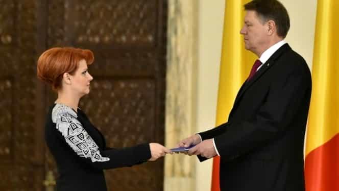 """PSD, reacţie dură pe internet: """"Mulțumim, Olguța! Rușine, Iohannis!"""""""