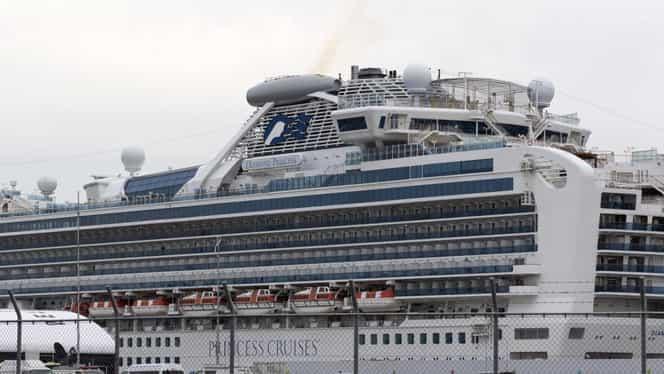 Românii aflați pe vasul de croazieră intrat în carantină din cauza coronavirusului se întorc în țară! Nu prezintă simptome