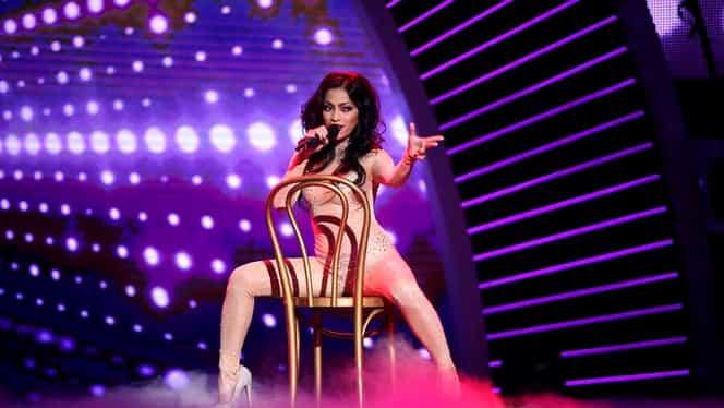 Cele mai sexy fotografii cu Bella Santiago, câștigătoarea X Factor