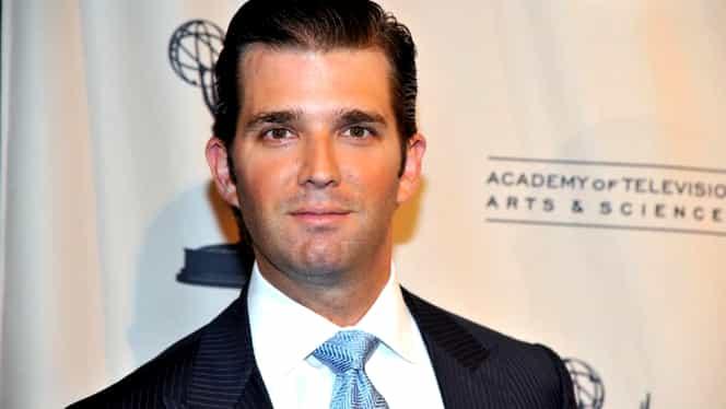 """Fiul lui Trump îşi """"sapă"""" tatăl. Demonstrează că Rusia i-a oferit ajutor în campanie"""