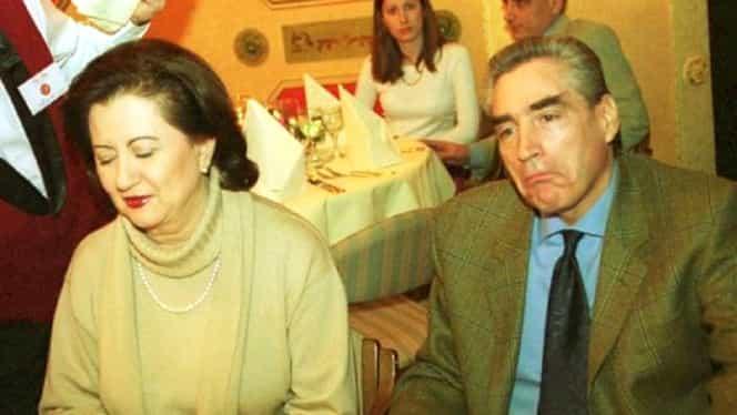 De ce au divorţat Mioara Roman şi Petre Roman. S-a aflat motivul pentru care părinţii Oanei Roman s-au separat
