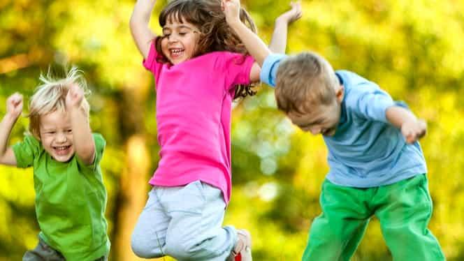 Sfaturi utile pentru a creşte imunitatea copiilor