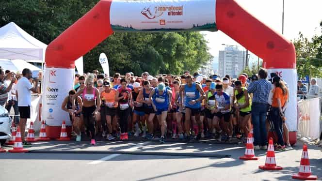 Maratonul Olteniei 2018 îmbină sportul cu actele de caritate. Tu ce alegi?