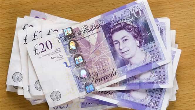 Curs valutar BNR, azi, 14 februarie 2020. Ce se întâmplă cu lira sterlină – UPDATE