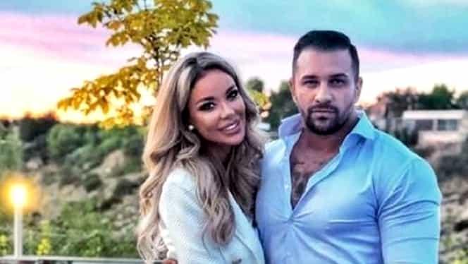 Bianca Drăguşanu s-a logodit cu Alex Bodi! Cum au sărbătorit