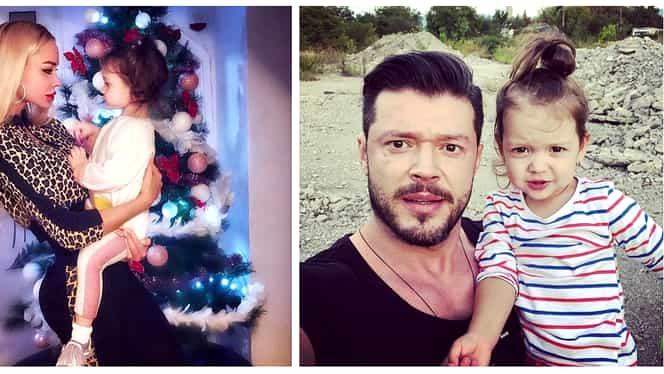 Bianca Drăgușanu a ajuns de urgență cu fetița la spital, după despărțirea de Alex Bodi! Victor Slav i-a fost alături