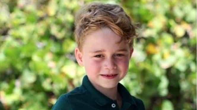 Prințul George a împlinit șase ani. Noi fotografii cu fiul lui William și Kate, publicate de Casa Regală. Cum arată acum FOTO
