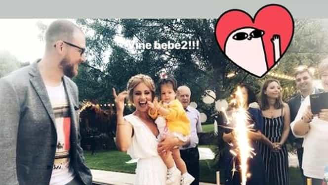 Simona Gherghe, însărcinată a doua oară! Cum a anunţat noua sarcină