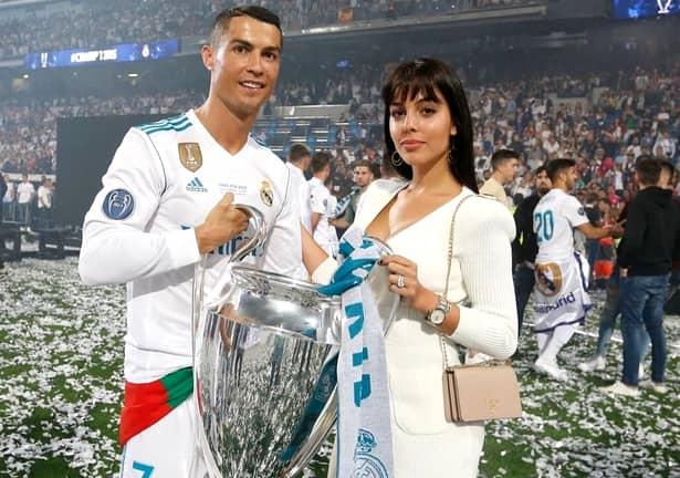 Georgina Rodriguez, iubita lui Cristinao Ronaldo, mai sexy ca niciodata!
