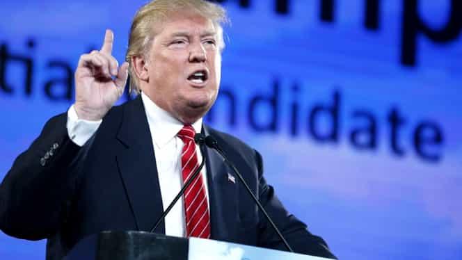 Prima reacţie a lui Donald Trump după ce AP l-a anunţat cîştigător al alegerilor prezidenţiale din SUA