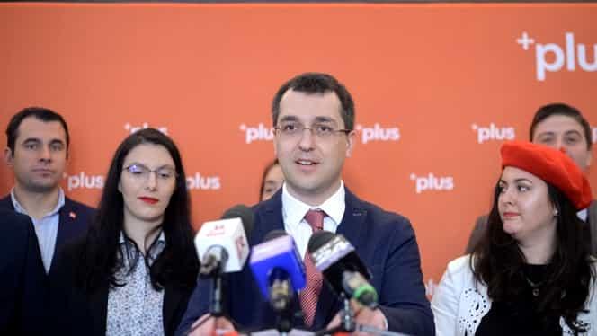 """Vlad Voiculescu (PLUS) renunță la candidatura pentru Primăria Capitalei: """"E păcat că avem un candidat ales în spatele ușilor închise"""""""
