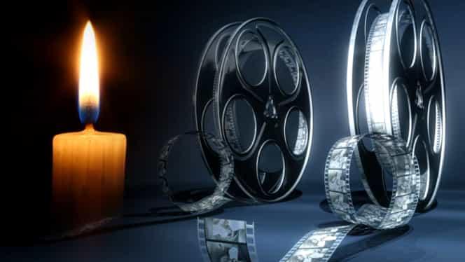 Doliu în lumea filmului: O mare personalitate a cinematografiei româneşti a murit