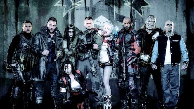 """VIDEO. """"Suicide Squad"""", unul dintre cele mai aşteptate filme ale verii, rulează în cinematografele din ţară începînd de vineri"""