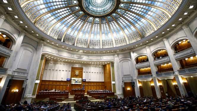 Camera Deputaților a anunțat perioada în care are sesiunea extraordinară. Când se discută abrogarea pensiilor speciale
