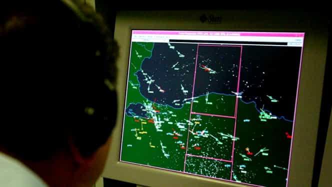 Incident aviatic! Un avion francez a dispărut de pe radare