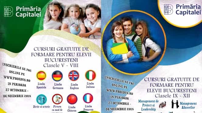 Gabriela Firea anunță pentru duminică lecții online pentru preșcolari, prin Proedus