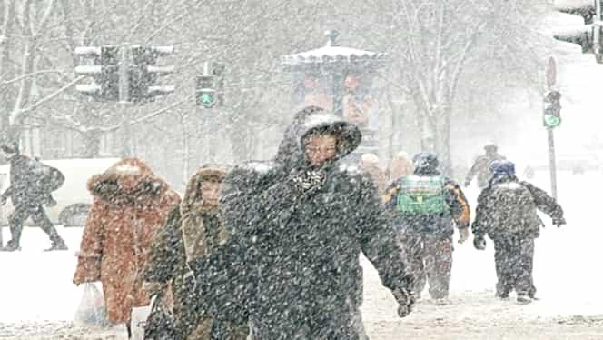 Prognoză meteo specială ANM pentru București! Ce se întâmplă cu vremea în următoarele ore