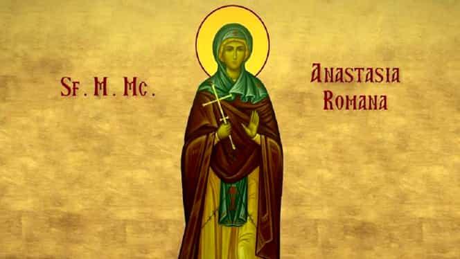 Tradiții și obiceiuri de Sfânta Anastasia. Ce nu e bine să faci azi