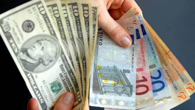 Curs valutar BNR azi, 3 decembrie 2018: euro se scumpește