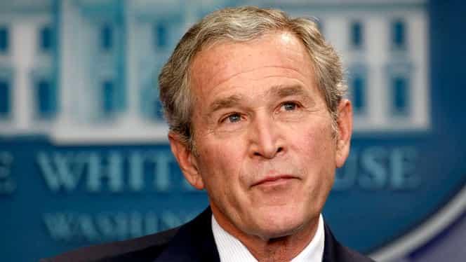 Imaginea virală, după moartea președintelui George Bush sr. Cum a fost fotografiat Sully