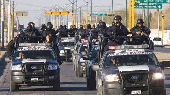 14 polițiști au fost uciși într-o ambuscadă în Mexic. Fuseseră chemați într-o misiune