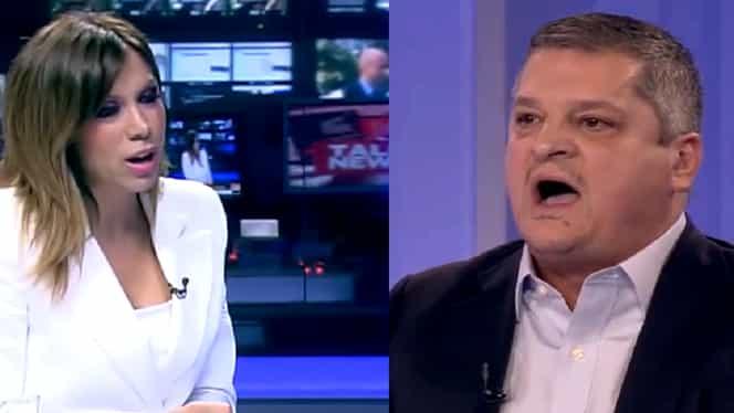 """Denise Rifai, extrem de nervoasă în emisiunea ei de la Realitatea Plus. A dat afară un lider de la PSD: """"Vă rog să părăsiți platoul"""""""