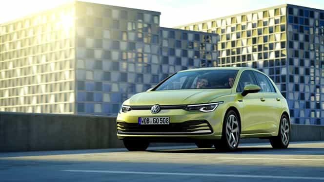 OFICIAL! Golf 8, lansare ca la Hollywood! Foto cu interiorul celei mai vândute maşini