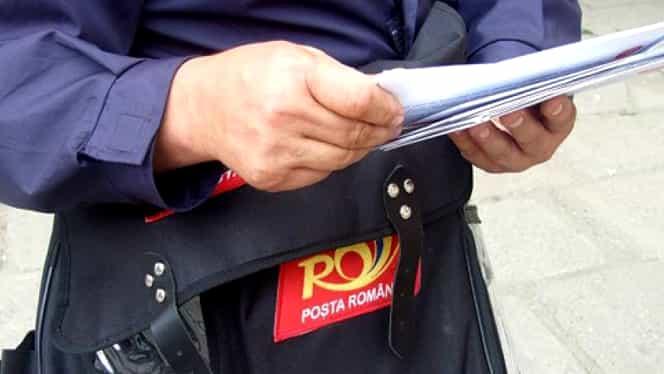 Poșta Română face angajări! Ce salariu poți avea ca poștaș sau ca funcționar în oficiile poștale