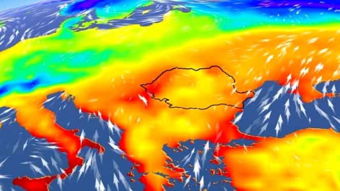 Prognoza meteo pentru Crăciun și Revelion. Un val de aer cald lovește România. Temperaturi record: 22 de grade Celsius în decembrie