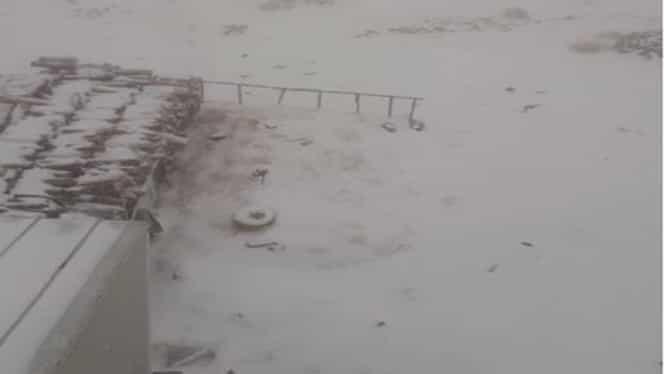 Prognoza meteo 7 octombrie. Cum va fi vremea în București, Iași, Brașov și Cluj-Napoca. Zonele în care va ninge
