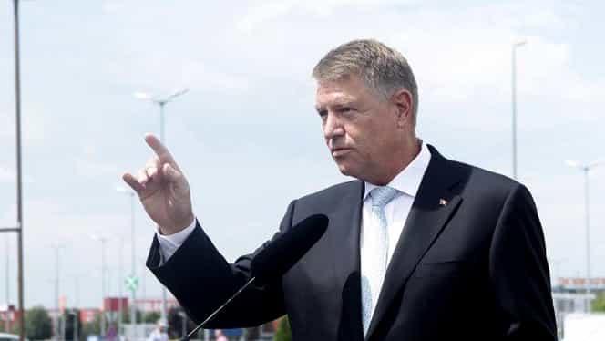 """Klaus Iohannis, despre bugetul pe 2019! Atac violent la PSD: """"Sesizez CCR"""""""