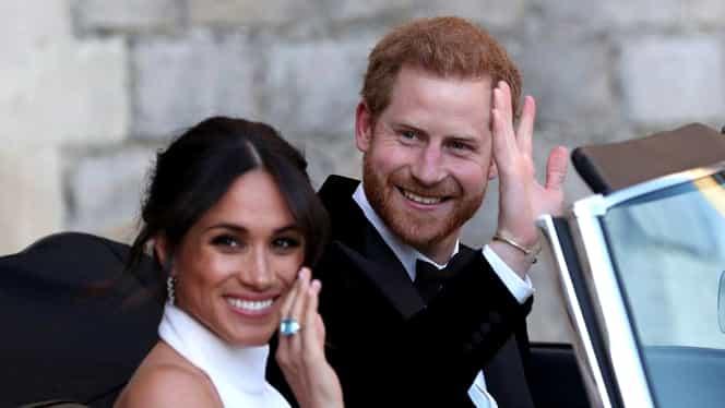 Cum își alintă Meghan Markle prințul! Experții le-au citit mirilor pe buze!