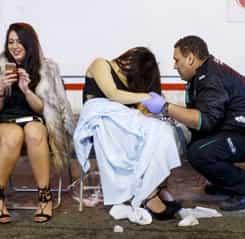 """Aceste femei s-au """"distrat"""" excesiv! Seara lor s-a sfârșit EPIC . Imagini INCREDIBILE"""