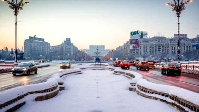 Prognoza meteo duminică 13 ianuarie! Vremea în București, Iași, Constanța sau Cluj
