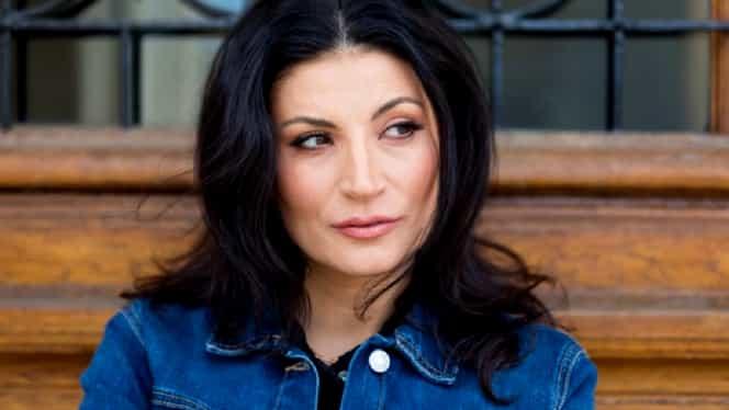 Ioana Ginghină, apariție într-un serial de la PRO TV. Divorțul de Papi i-a adus actriței un rol episodic în Lecții de viață – FOTO