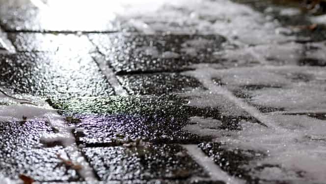 Pronoza meteo vineri, 18 ianuarie! Vremea în București, Iași, Constanța, Brașov sau Cluj: precipitații mixte