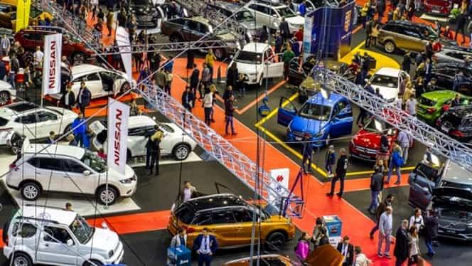 GALERIE FOTO. Premiere auto şi peste 300 de modele expuse la Romexpo, în cadrul SAB & Accesorii 2017