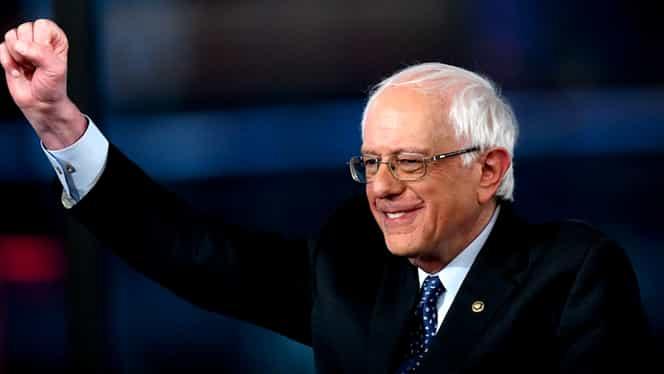 Cine este Bernie Sanders, democratul care i-ar putea lua fața lui Donald Trump la alegerile prezidențiale din acest an