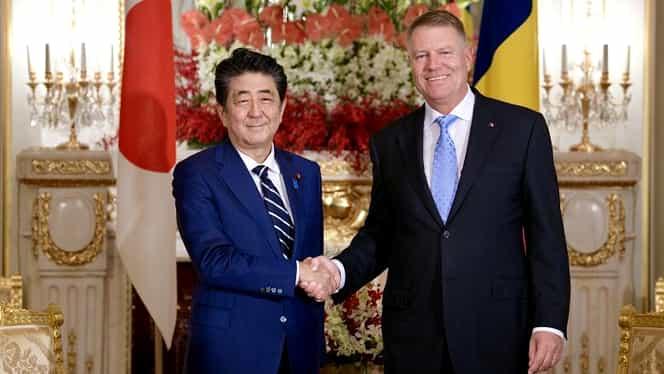 Klaus Iohannis va participa la ceremonia de întronare a noului împărat japonez, Naruhito. Evenimentul are loc marţi