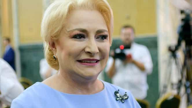 """Viorica Dăncilă se plânge după reuniunea PSD: """"Atacuri murdare, avalanşă de jigniri"""""""
