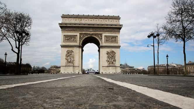 Franța, în alertă! Hexagonul a instituit izolarea la domiciliu pentru întreaga populaţie