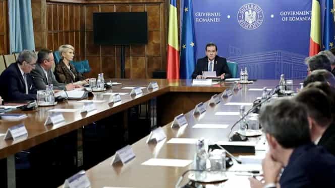 Lista Ordonanţelor de Urgenţă adoptate de Guvernul Orban înainte de moţiune. 25 de OUG-uri, adoptate de Executiv într-o zi