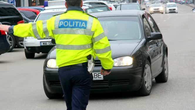 Peste 10 mii de amenzi aplicate de poliţişti, în perioada Crăciunului! Ce au făcut cei mai mulţi dintre cei amendaţi!