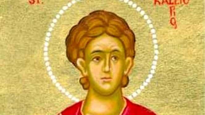 Calendar ortodox 7 aprilie: Sfântul Mucenic Caliopie