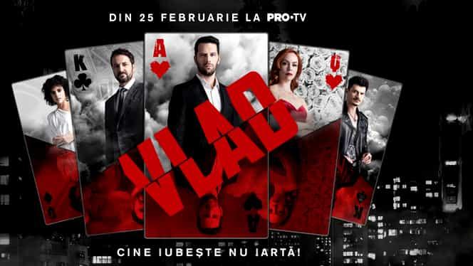 Serialul Vlad Live pe Pro TV – Sezonul 2, episodul 6