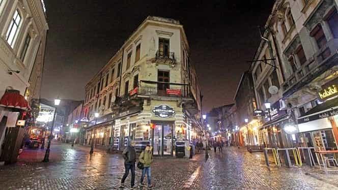 Cutremur puternic în România! Ce s-a întâmplat în Centrul Vechi din București! Update!