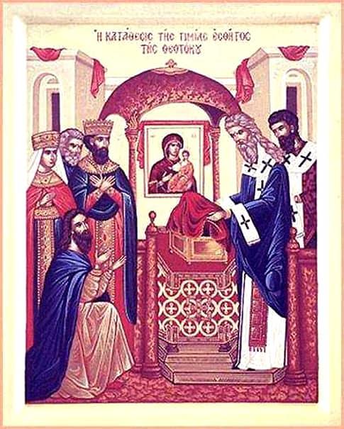 Calendar ortodox 31 august