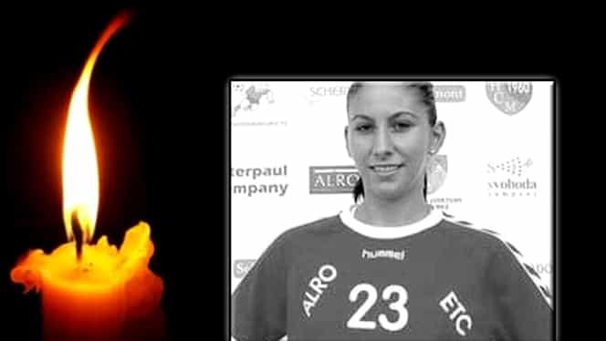 Doliu în handbalul românesc. O fostă jucătoare de la Oltchim a murit la 32 de ani!